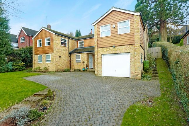 Thumbnail Detached house to rent in Oakhill Road, Sevenoaks