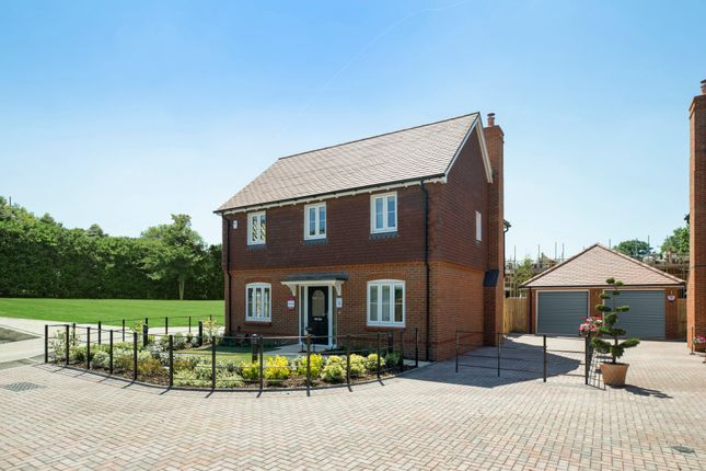 Thumbnail Detached house for sale in Nursery Gardens, Ash Green Lane West, Tongham