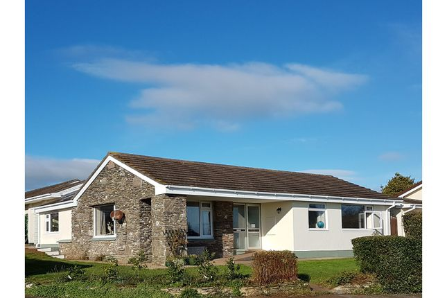 Thumbnail Detached bungalow for sale in Start Bay Park, Strete Nr Dartmouth