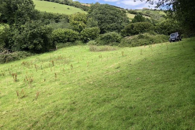 Land for sale in Buzzacott Lane, Combe Martin, Ilfracombe