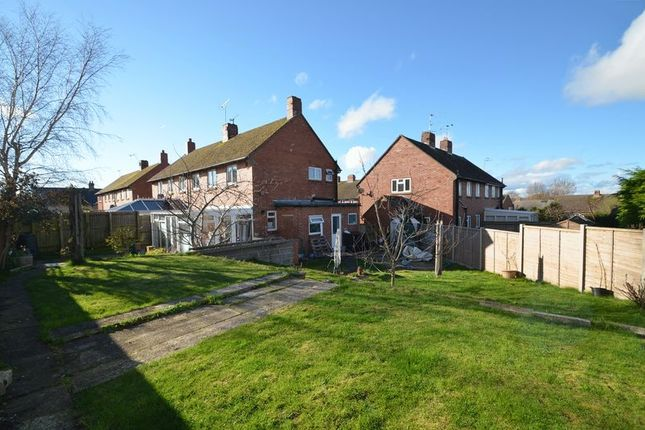 Thumbnail Semi-detached house for sale in Ackerman Road, Dorchester