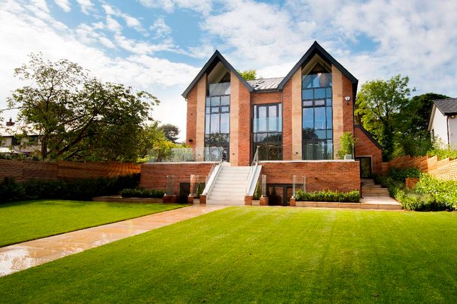 Thumbnail Detached house for sale in Trafford Place, Macclesfield Road, Wilmslow