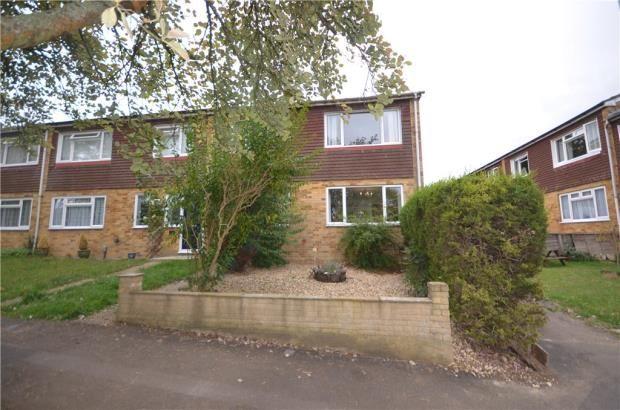 Thumbnail End terrace house for sale in Pembroke Road, Basingstoke, Hampshire
