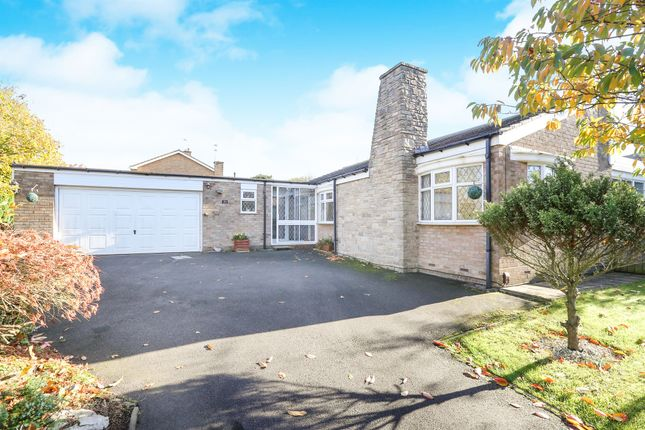 Thumbnail Detached bungalow for sale in Northway, Sedgley, Dudley