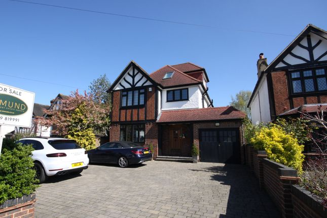 Thumbnail Detached house for sale in Chislehurst Road, Petts Wood, Orpington
