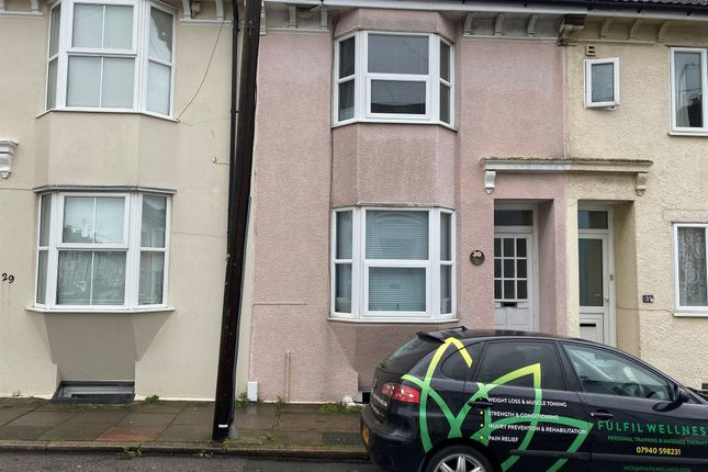 Thumbnail Terraced house for sale in St. Pauls Street, Brighton