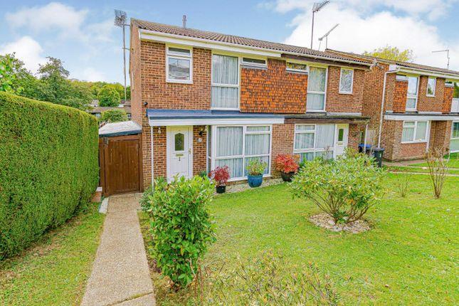 Thumbnail Semi-detached house for sale in Rowan Walk, Crawley