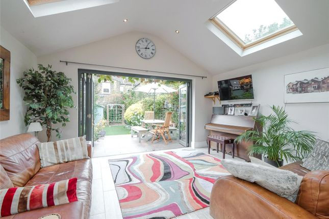 Thumbnail Terraced house for sale in Swaffield Road, London