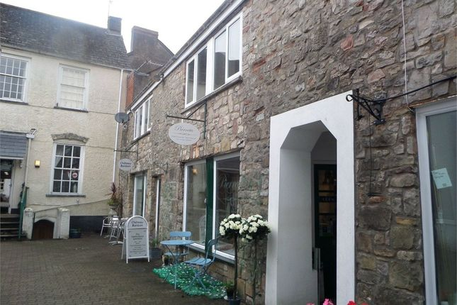 Thumbnail Flat to rent in The Courtyard, St Mary's Arcade, Chepstow, Monmouthshire