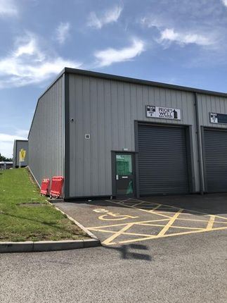 Thumbnail Light industrial to let in Unit 8 Hallam Way, Old Mill Lane Industrial Estate, Mansfield Woodhouse, Mansfield