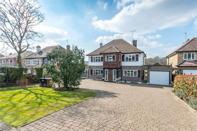 6 bed detached house for sale in Great North Road, Brookmans Park, Hatfield