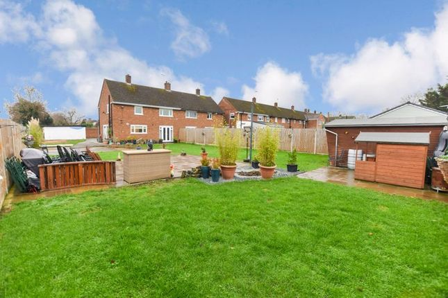 3 bed semi-detached house for sale in Caldwell Road, Stanford-Le-Hope SS17