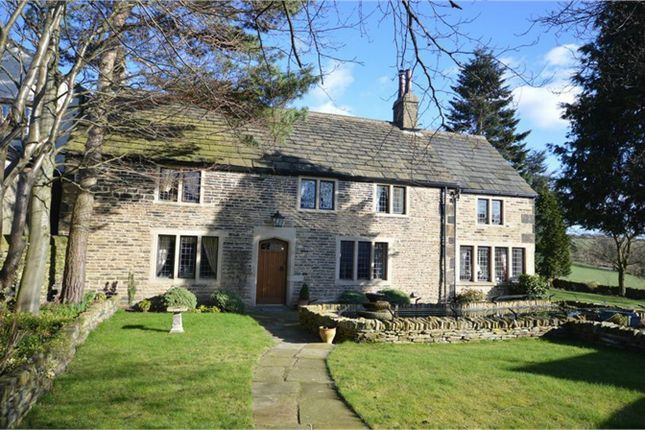 Thumbnail Detached house for sale in Maple Farm, Houses Hill, Huddersfield, West Yorkshire