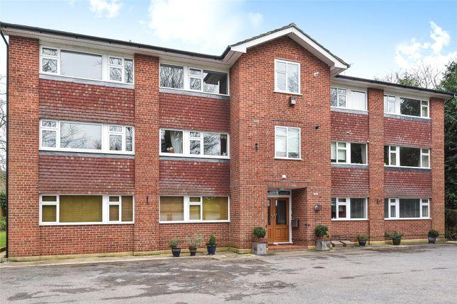 Thumbnail Flat to rent in Fairmead Court, Gordon Crescent, Camberley, Surrey