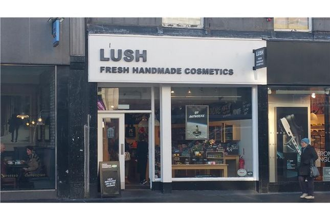 Thumbnail Retail premises to let in 81, Union Street, Aberdeen, Aberdeenshire, Scotland