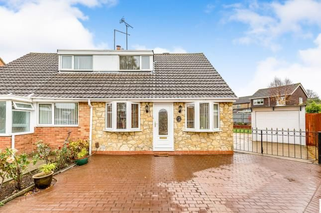 Thumbnail Bungalow for sale in Courteenhall Close, Kingsthorpe, Northampton, Northamptonshire