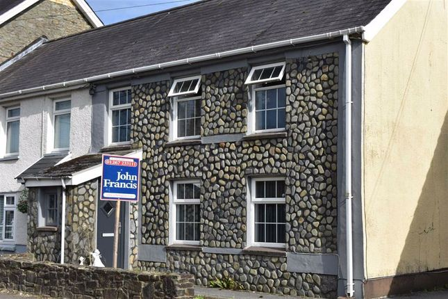 Thumbnail End terrace house for sale in Bronwydd Arms, Carmarthen