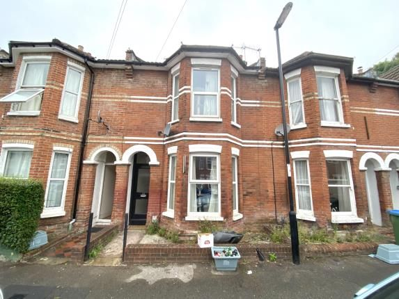 Thumbnail Terraced house for sale in Thackeray Road, Southampton