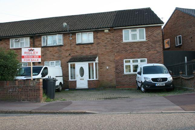 Thumbnail Semi-detached house for sale in Stansgate Road, Barking & Dagenham