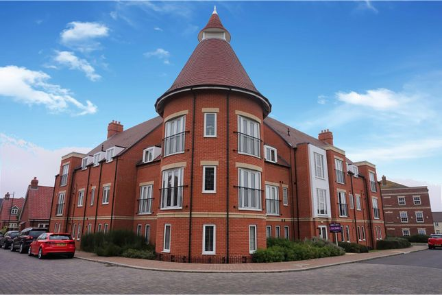 Thumbnail Flat for sale in Peterson Drive, New Waltham, Grimsby