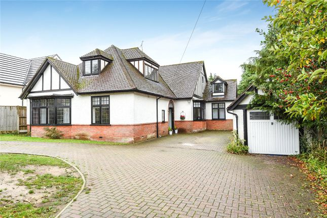 Thumbnail Detached house for sale in Merdon Avenue, Chandler's Ford, Hampshire
