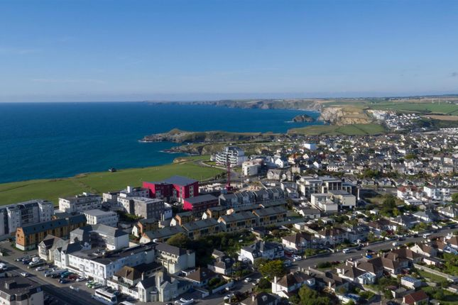 Thumbnail Terraced house for sale in Hilgrove Mews, Hilgrove Road, Newquay