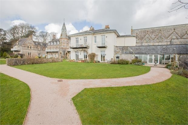 Thumbnail Flat for sale in Priory Road, Abbotskerswell, Newton Abbot, Devon.