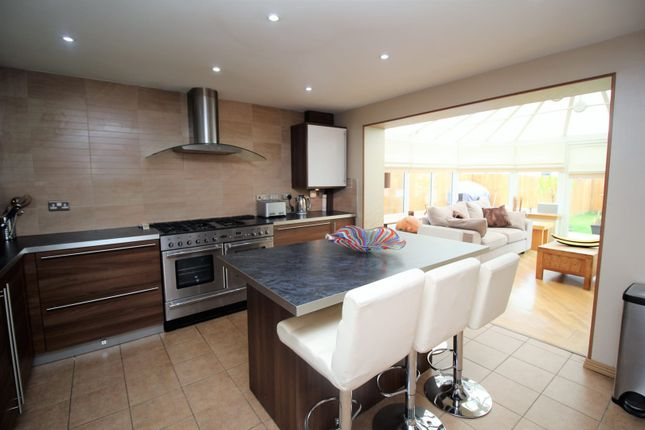 Thumbnail Detached house for sale in East Nerston Grove, Glasgow