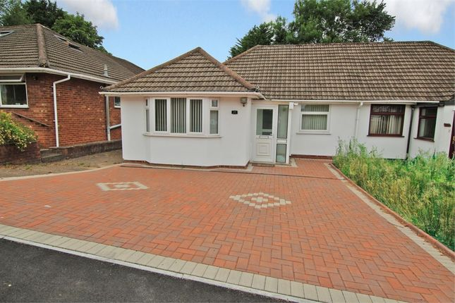 Thumbnail Semi-detached bungalow for sale in Hurford Place, Cyncoed, Cardiff