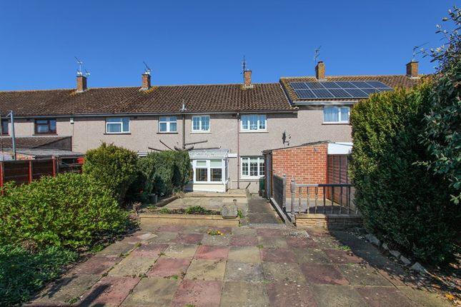 Thumbnail Terraced house for sale in Queens Road, Keynsham, Bristol