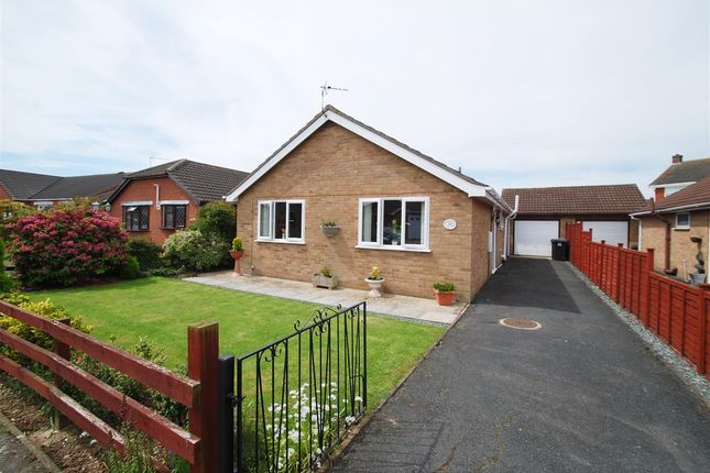 Thumbnail Bungalow for sale in St. Margarets Avenue, Skegness