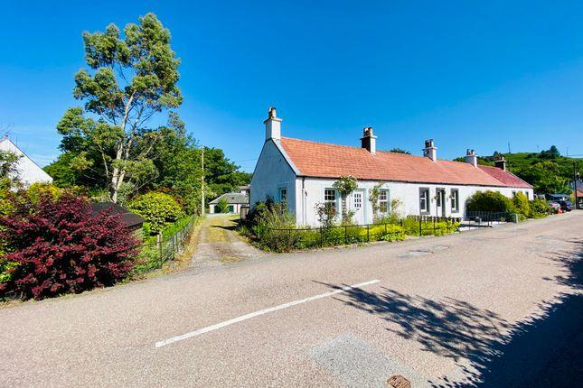 Thumbnail End terrace house for sale in Danaskill. Clachan, By Tarbert, Argyll