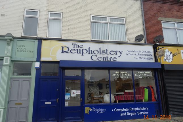 Thumbnail Office for sale in 237 York Road, Hartlepool