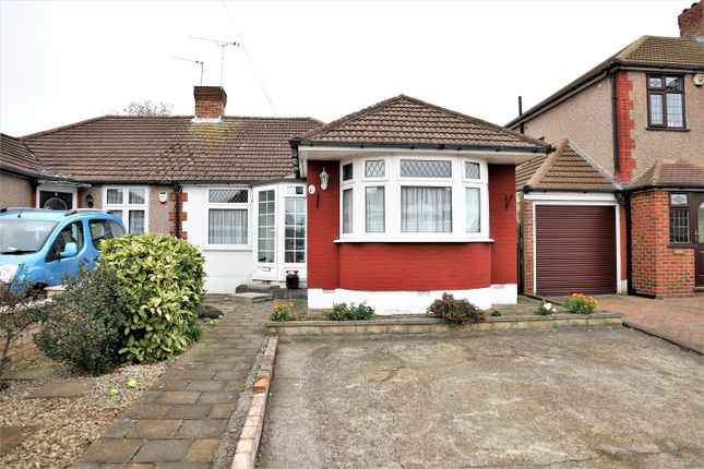 Thumbnail Semi-detached bungalow for sale in Parsonage Manor Way, Upper Belvedere, Kent