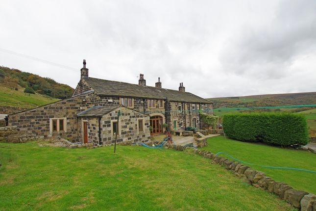 Thumbnail Barn conversion to rent in Mytholmroyd, Hebden Bridge