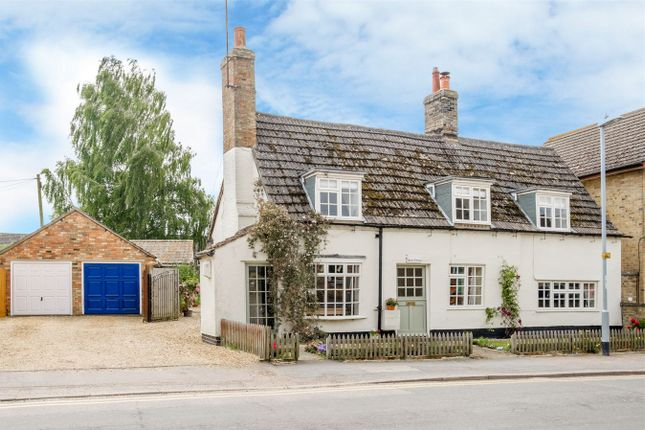 Thumbnail Detached house for sale in Hilary Lodge, High Street, Brampton, Huntingdon