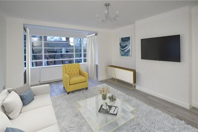 Thumbnail Flat to rent in Greenway Close, London
