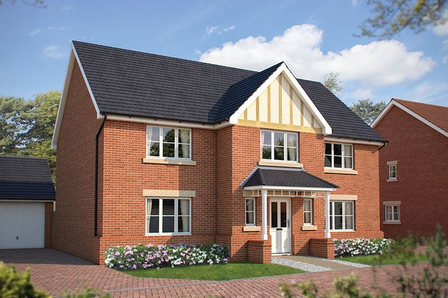 "Thumbnail Detached house for sale in ""The Truro"" at Bromham Road, Bedford"