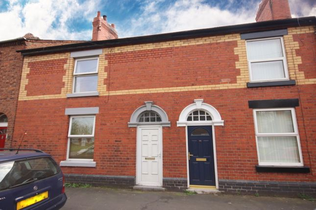 Thumbnail Terraced house to rent in Station View, Nantwich