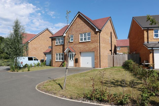 Thumbnail Detached house for sale in Arrow Way, Bidford-On-Avon, Alcester