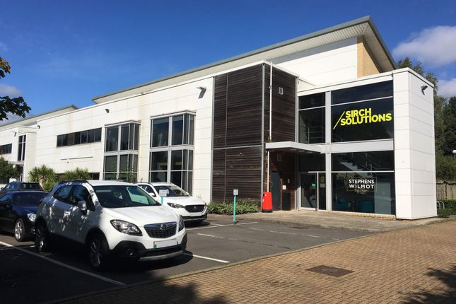 Thumbnail Office for sale in Llantarnam Business Park, Cwmbran