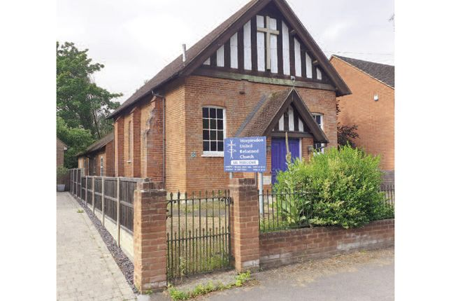 Thumbnail Retail premises for sale in Perry Hill, Guildford Surrey