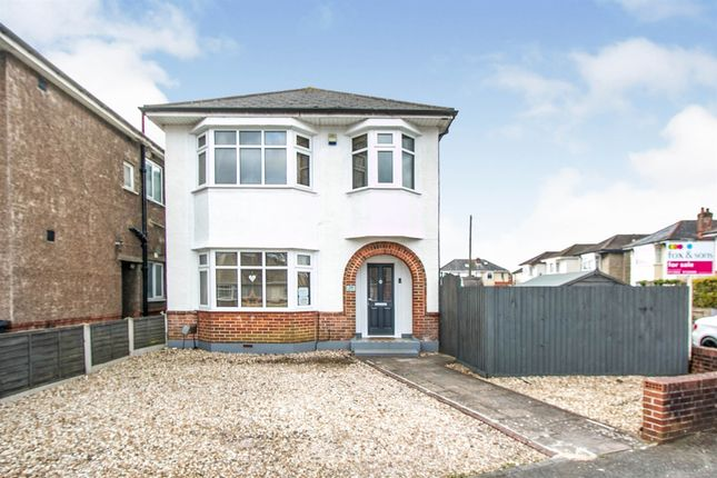 Thumbnail Detached house for sale in Barnes Crescent, Bournemouth