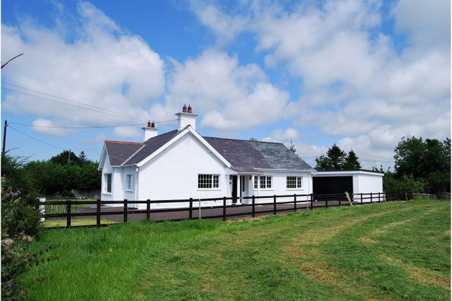 Thumbnail Detached bungalow for sale in Drumlin Road, Donaghcloney