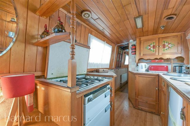 Thumbnail Houseboat to rent in The Mall, Boston Manor Road, Brentford