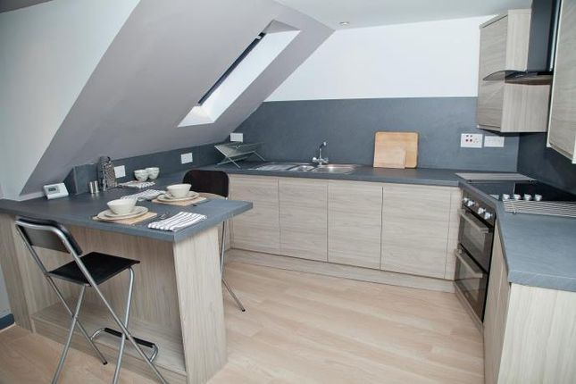 Thumbnail 1 bed flat to rent in Leith Street, New Town, Edinburgh
