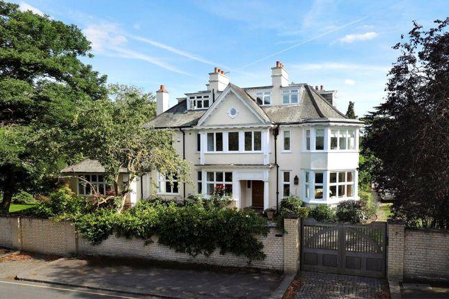 Thumbnail Detached house for sale in Parkside Avenue, Wimbledon, London