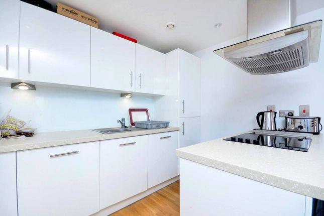 Thumbnail Flat to rent in Church Street East, Woking