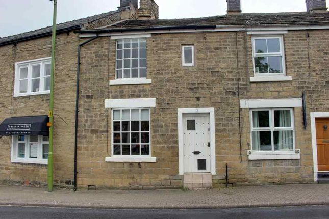 Thumbnail Terraced house to rent in Market Place, Mottram, Hyde