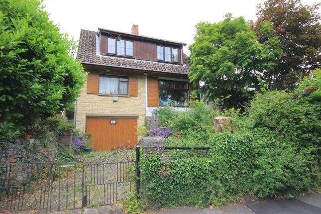 Thumbnail Detached house for sale in Gellidawel Road, Rhydyfelin, Pontypridd